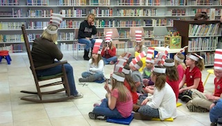 Rainsville Library Story Time