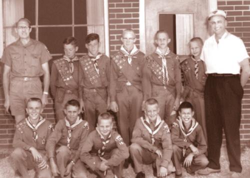 Boy Scouts - 1960s