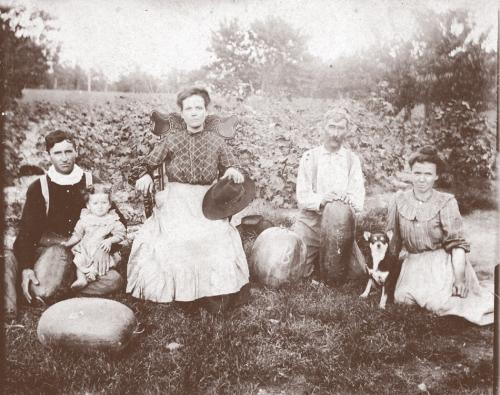 The Willinghams and the Blaylocks - 1906