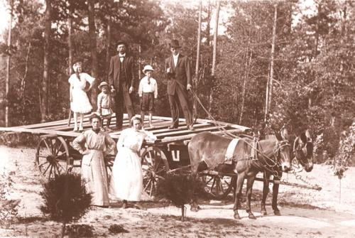 Arther Land family - 1910s
