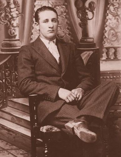 Bennie Parker in the '20s