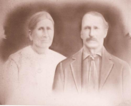 Joe Parker's parents