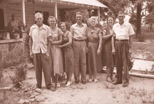 The Parker's in-laws in '52