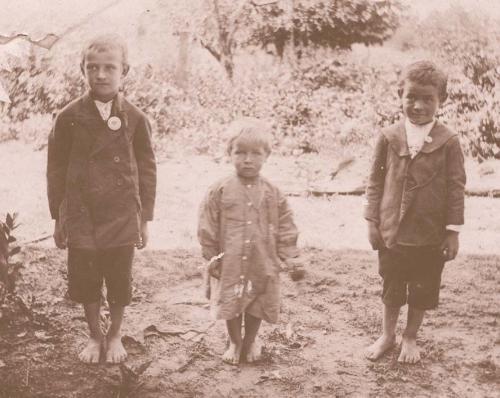 Parker boys - 1910s