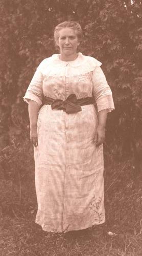 Mary Steward was an early telephone operator