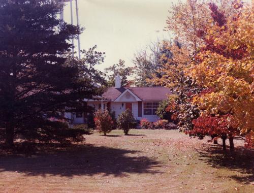 Tumlin home - 1977