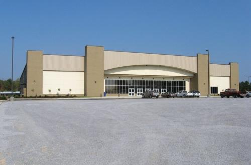 Photos of the Northeast Alabama Agri-Business Center