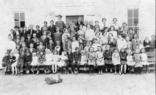 Rainsville School - 1916