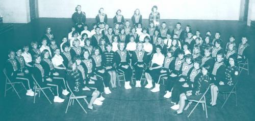 PHS Band - 1960s