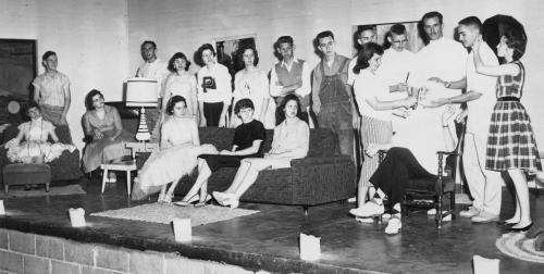 Class of '59 class play