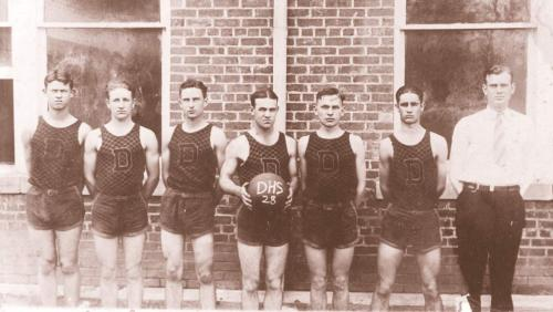 1928 DeKalb High team included some Rainsville residents