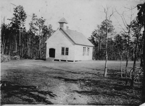 Pope School in 1909