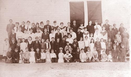Plainview School - 1915