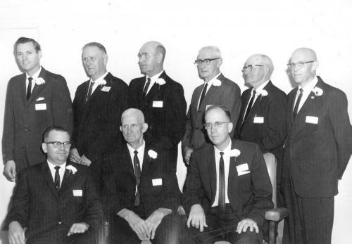 Bank directors
